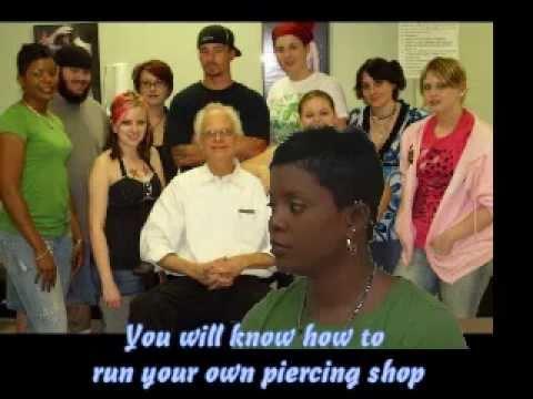 Body Piercing Training