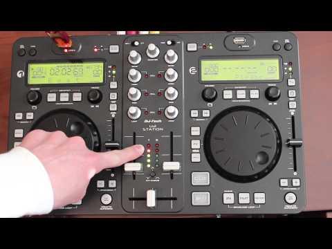 DJ-Tech U2 Station MKII -Review & Demo!