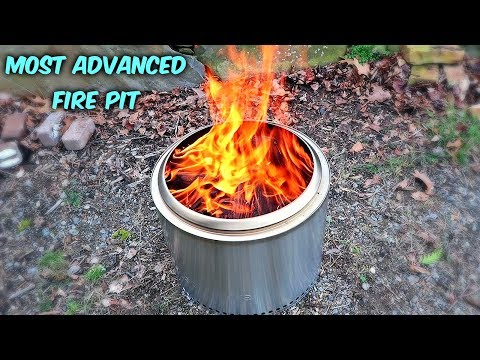 Most Advanced Fire Pit