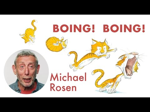 Boing Boing - A Great Big Cuddle - Kids' Poems and Stories With Michael Rosen