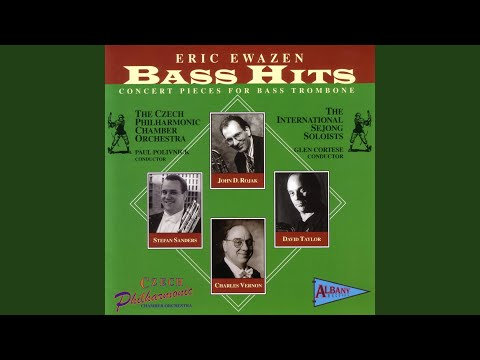 Ballade for Bass Trombone, Harp and String Orchestra