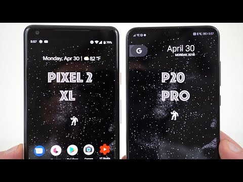 Huawei P20 Pro vs Pixel 2 XL: 5 Reasons to Choose EMUI Over Stock!