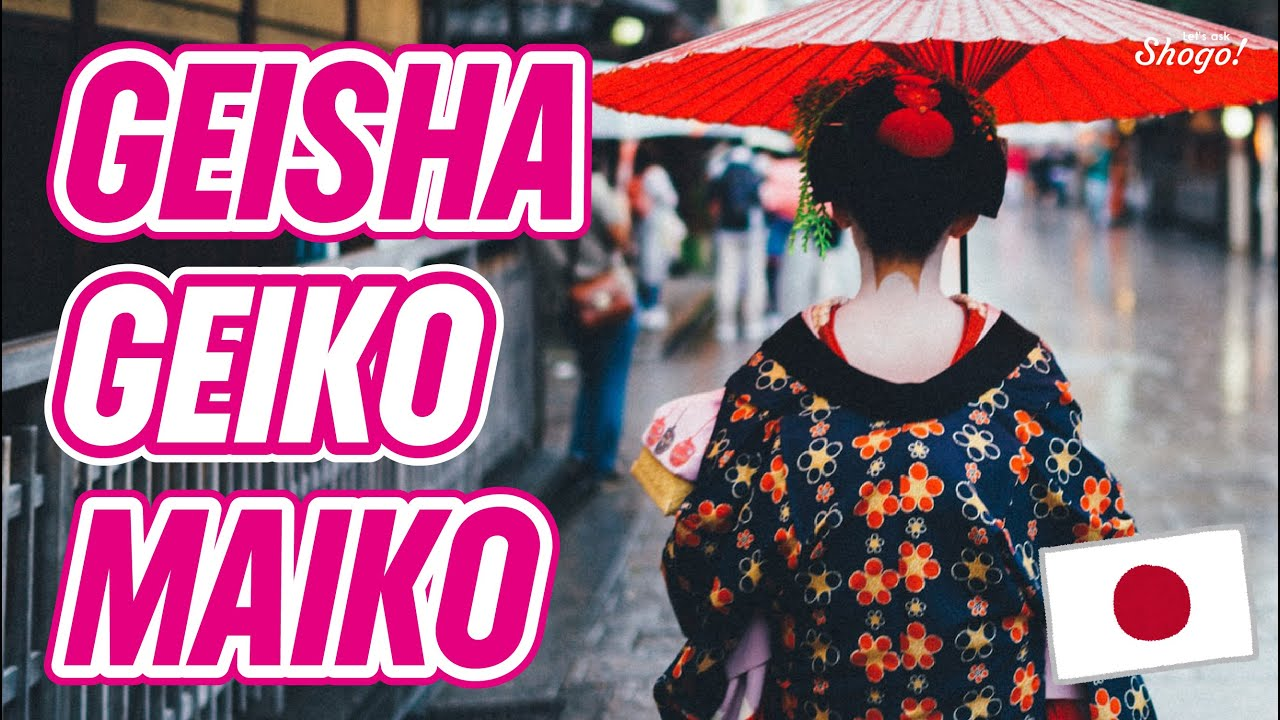 Download Geisha, Geiko, & Maiko, can you explain the differences? Learn about their kimonos, makeup and shoes MP3 Gratis
