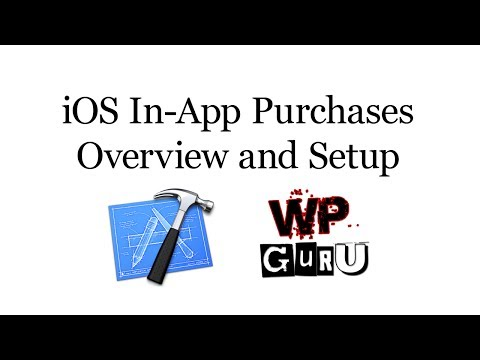 Creating an In-App Purchase in iOS 7