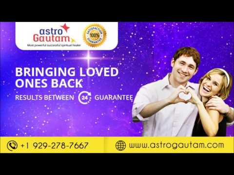 Indian Astrologer in New York USA/CANADA - Pandit Gautam-Love Reunions, Black Magic Specialist