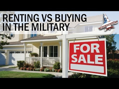 Should You Rent Or Buy A House In The Military?   Military Spouse Guides