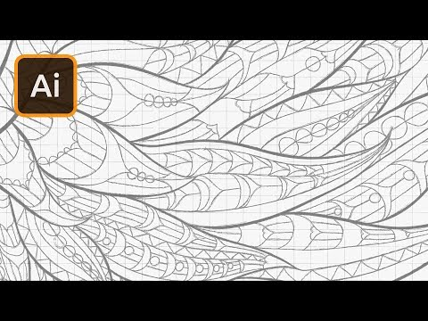 How to Apply a Pencil Drawing Effect in Illustrator