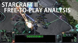 StarCraft II Free-to-Play Analysis