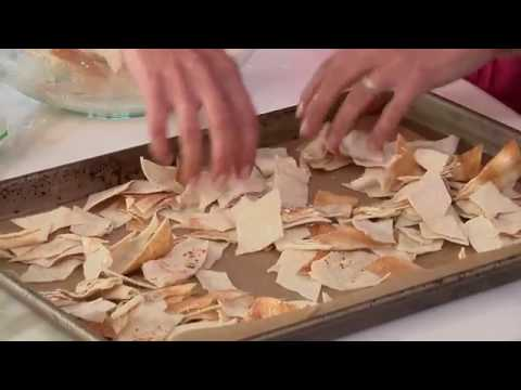 How to Make Pita Chips