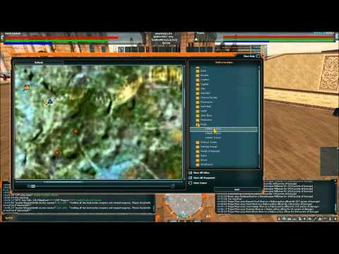 Hawkke's SWGEMU Let's Play - E01 - The Beginning [HD]