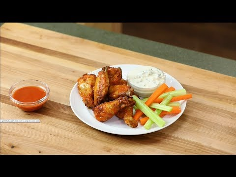 Yuengling Lager Hot Wings   Price Chopper How-To