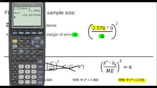 Find the Sample Size - Download and Play Mp3/Mp4