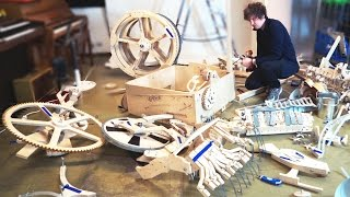 Disassembling the Marble Machine