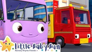 🔴 Wheels On The Bus Song - Little Baby Bum + More Nursery Rhymes and Kids Songs LIVE