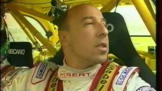 Seat Sport en essai avec Didier Auriol Part.2
