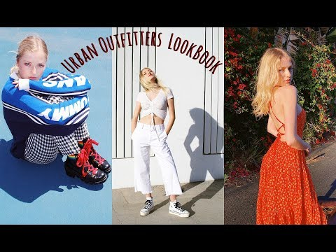 SPRING & SUMMER LOOKBOOK ft. Urban Outfitters