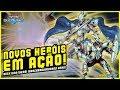 DECK DIAN (HERÓI MASCARADO/MASKED HERO)! - Yu-Gi-Oh! Duel Links #577
