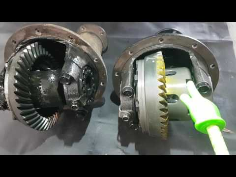 Swapping AE86 gear ratio and Cusco LSD install