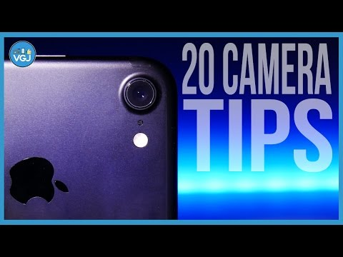 iPhone 7 Camera Guide - 20 Tips, Tricks and Settings