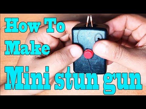 Make Mini Stun Gun
