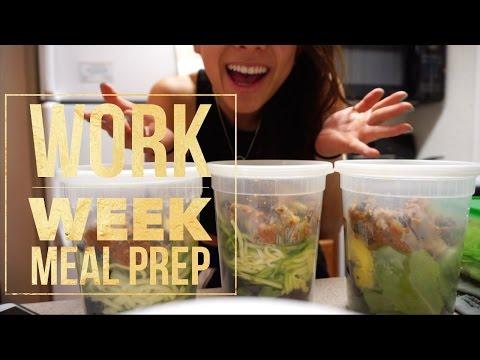 Work Week Meal Prep: EAT to Stop Overeating