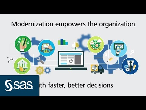 Analytic Modernization from SAS and Deloitte
