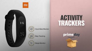 Prime Day Activity Trackers Deals 2018: Mi Band 2 (Black)