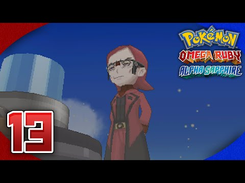 Pokémon Omega Ruby and Alpha Sapphire Walkthrough - Part 13: Maxie's Mt. Chimney