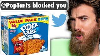 Reacting to Troll Pop-Tarts Tweets