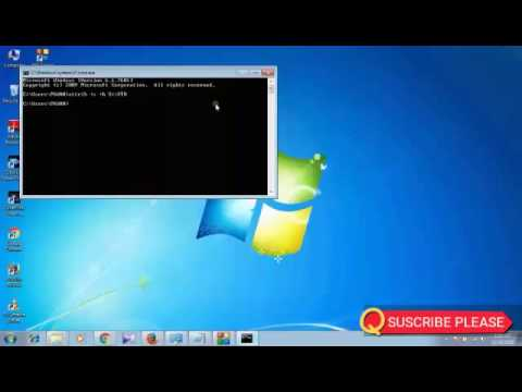 How To Hide Files/Folders Using Command Prompt(cmd) in Hindi