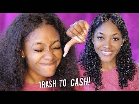 Tips On How to CARE A Lace Wig | RPGHair 3 Months Update