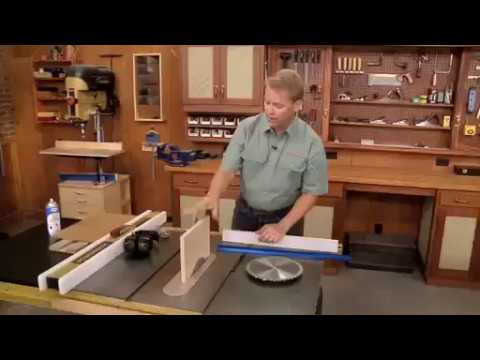 How to Cut Non-Ferrous Metals at the Table Saw