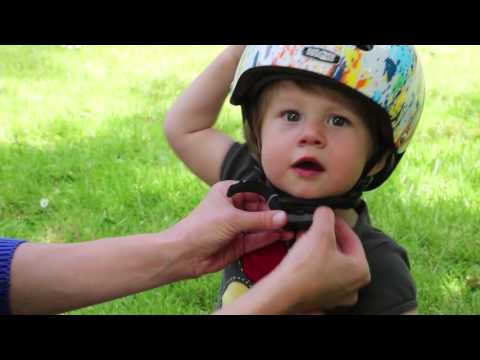 How to Fit a Nutcase Baby Nutty Helmet