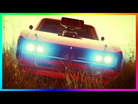 GTA 5 Online - Top 5 Best Cars To Customize! Amazing Cars To Customize In GTA Online! (GTA 5)