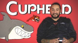 SHARK ATTACK • Cuphead Gameplay • Ep 12