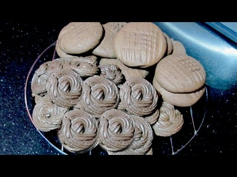 Chocolate Cookies (Without Oven) - Simple Chocolate Cookies - Easy Cookies Recipe