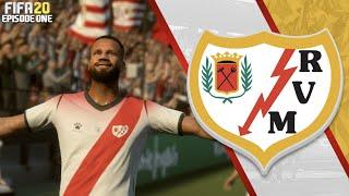FIFA 20 RAYO VALLECANO RTG CAREER MODE - #1 LET'S AV IT!!