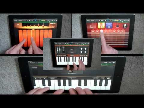 So Listen - Cody Simpson (iPadCovers) iPad 2 GarageBand Cover Video HD Lyrics