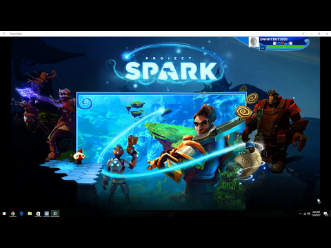 How to install Project Spark and share games NOW - w/ SparkShare