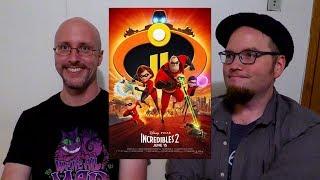 Incredibles 2 - Sibling Rivalry