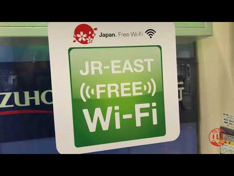 Getting WiFi and Internet In Japan