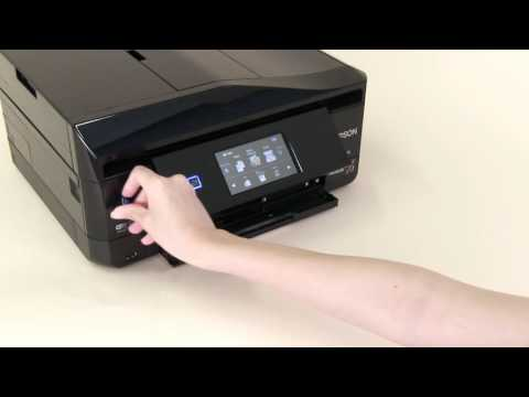 How to Print Photos in Memory Card (Epson XP-830) NPD5556
