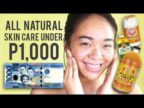 SKIN CARE FOR OILY & DRY SKIN | Philippines