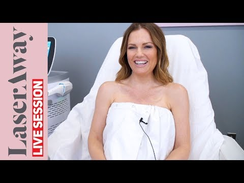 Pamelyn Rocco of Bashery and Co LIVE IPL Session at LaserAway