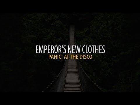 Emperor's New Clothes - Panic! at the Disco [Lyrics]