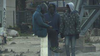 A Calais, des migrants en détresse psychologique