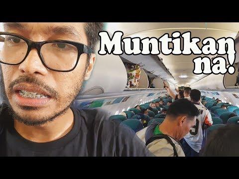 The Challenging Flight To Tagbilaran Bohol Via NAIA 3.    I ♥ TANSYONG TV