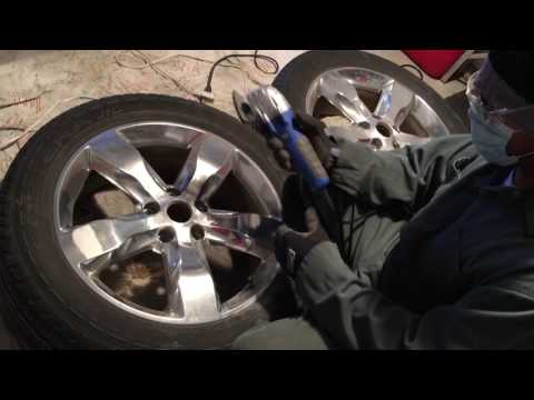 Repairing Oxidized Aluminum 20