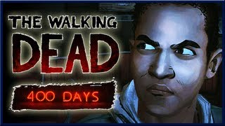 This is the FINAL episode of The Walking Dead 400 Days! We play through Russell