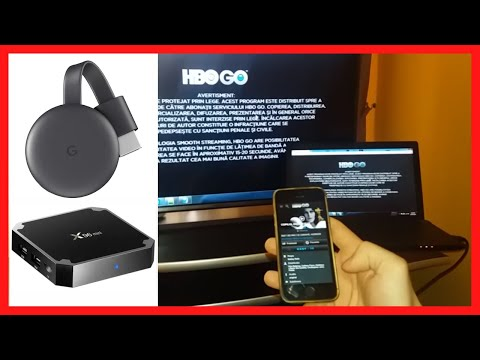 HBO GO pe orice TV/ plasma - Tutorial redare HBO GO in format HD [AICI]